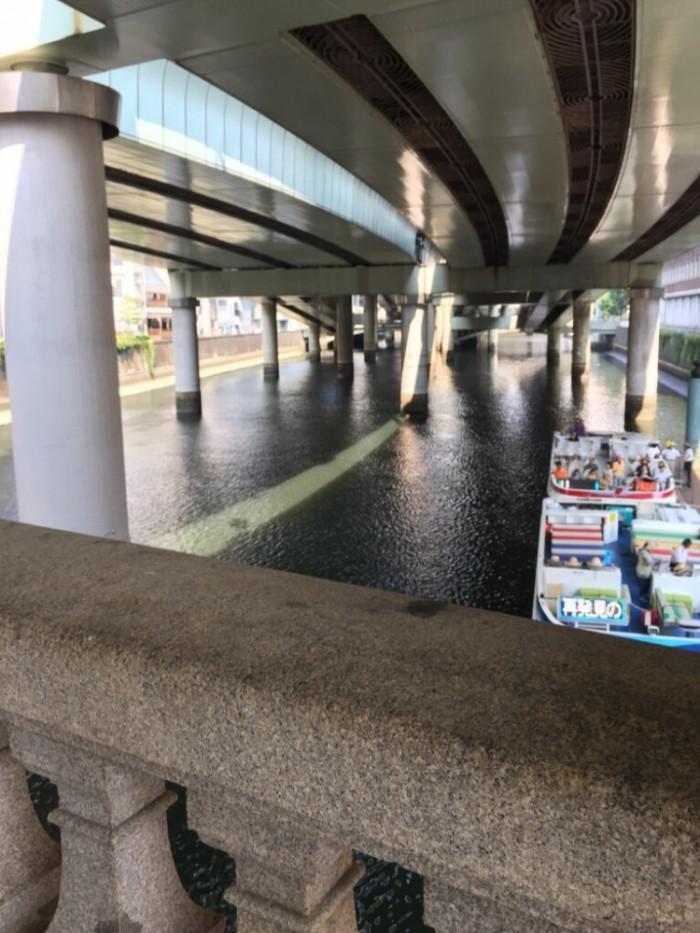 江戸時代の輪郭-首都高速