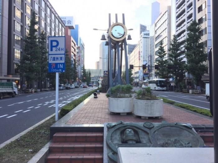 八重洲の地名由来-耶揚子と東京駅