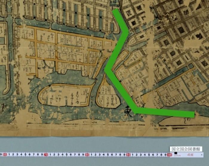 銚子と江戸を結ぶ物流拠点-箱崎川行徳河岸