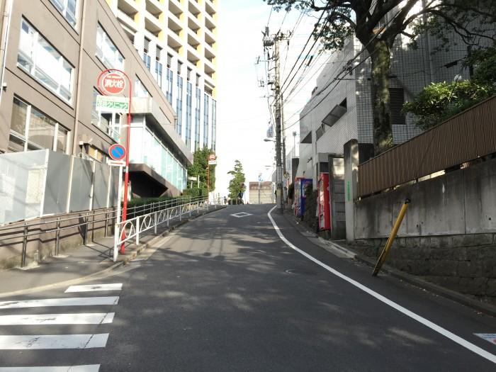 目黒行人坂-大円寺と江戸の大火