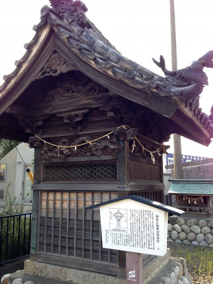 秋葉原の地名の由来–秋葉講と秋葉神社