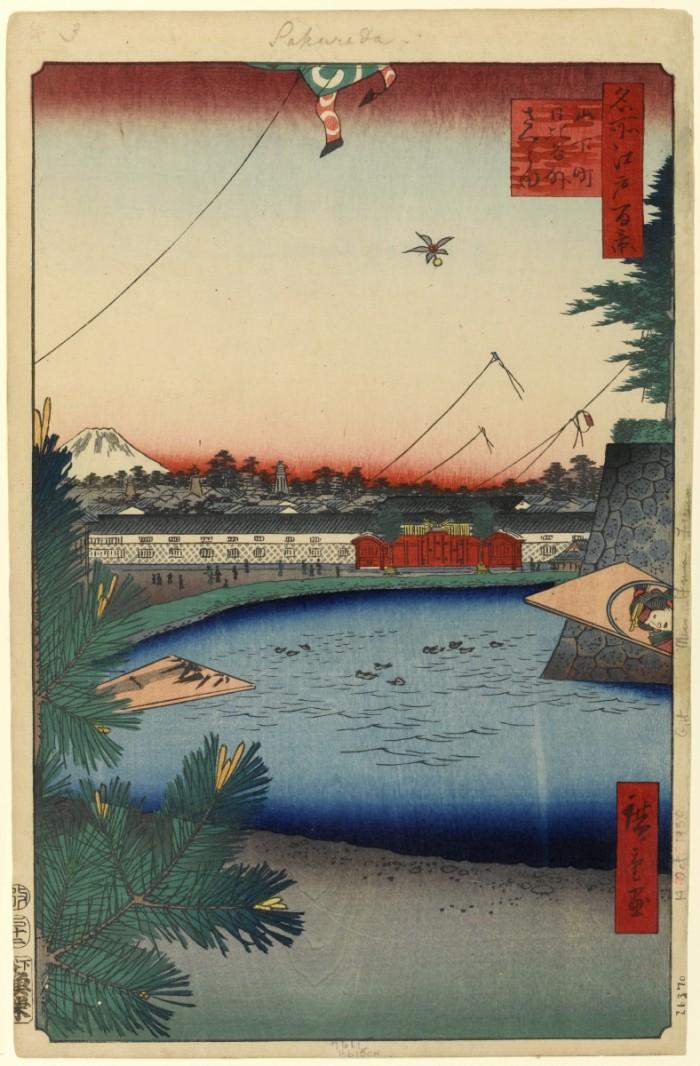 江戸時代の年末年始-旧暦と大晦日、正月の様子