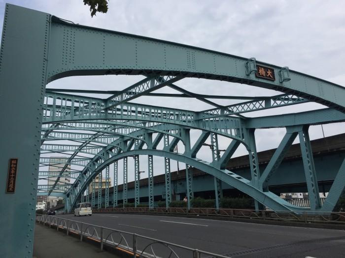 「おくのほそ道」への出発点-芭蕉庵跡と千住大橋(2)