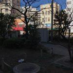 浅草天文台跡の碑