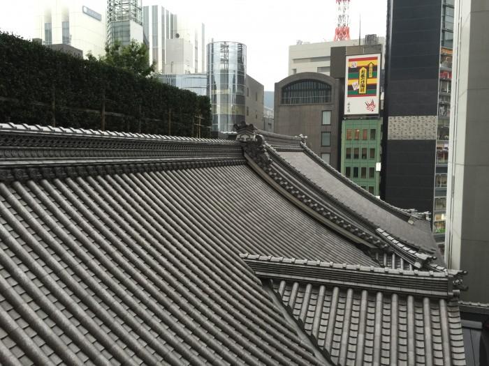 江戸時代の芝居町-木挽町と江戸歌舞伎