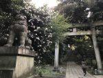忠臣蔵の舞台-赤坂氷川神社