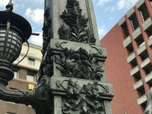 日本橋灯柱