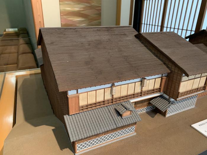 土倉相模模型