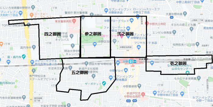 中野犬屋敷